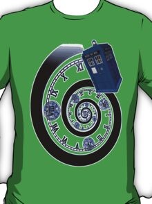 The Twelfth Doctor - time spiral T-Shirt