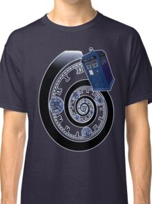 The Twelfth Doctor - time spiral Classic T-Shirt