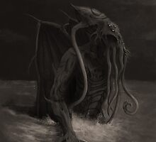 Cthulhu Rises by Adam Howie