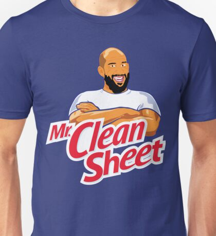 Mr. Clean Sheet Unisex T-Shirt