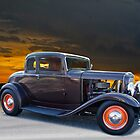 1932 Ford 'old school' Coupe by DaveKoontz