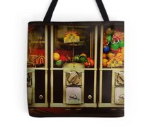 Gumballs All In A Row - Series - Iconic New York City Tote Bag