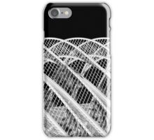Beautiful Palm Trees In Greenhouse iPhone Case/Skin