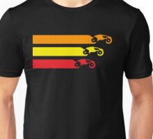 TRON LIGHT CYCLE RACING (2) Unisex T-Shirt