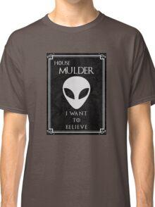House Mulder Classic T-Shirt