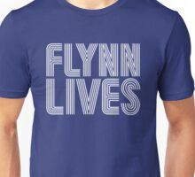 FLYNN LIVES - TRON MOVIE Unisex T-Shirt