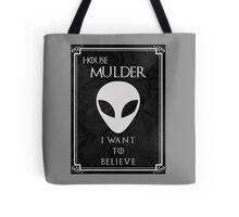 House Mulder Tote Bag