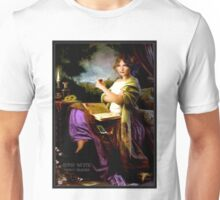 GYPSY MYSTIC; Tarot Reader Advertising Print Unisex T-Shirt