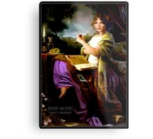 GYPSY MYSTIC; Tarot Reader Advertising Print Metal Print