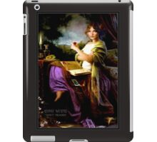 GYPSY MYSTIC; Tarot Reader Advertising Print iPad Case/Skin