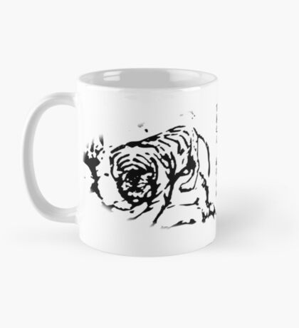 Shenmue Mysterious Scroll Shenmue Mug