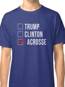 Lacrosse Funny Classic T-Shirt