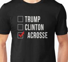 Lacrosse Funny Unisex T-Shirt