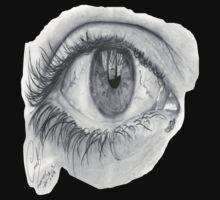 Eye T-shirt by Idraw2smile