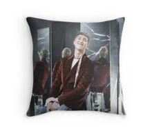 BTS Wings Rap Monster v3 Throw Pillow