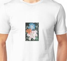 Flowers of Good Fortune Unisex T-Shirt
