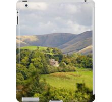House in the Yorkshire Dales  iPad Case/Skin
