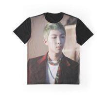 BTS Wings Rap Monster v4 Graphic T-Shirt