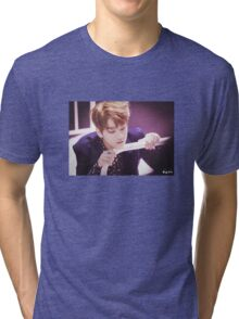 BTS Wings Jungkook v3 Tri-blend T-Shirt