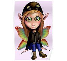 Fairy Aviator Poster