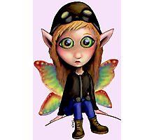 Fairy Aviator Photographic Print