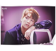 BTS Wings Jungkook v6 Poster