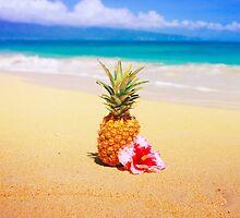 Pineapple Beach Days by Angelina Hills