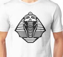 Sphinx Head Silhouette Unisex T-Shirt