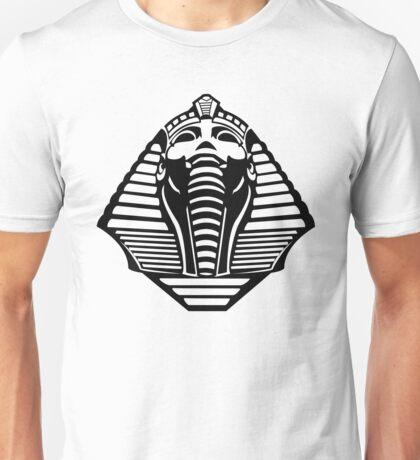 Sphinx Head Silhouette Unisex T-Shirt