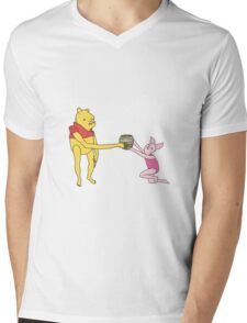 Honey - Pictures that I gone and done Mens V-Neck T-Shirt