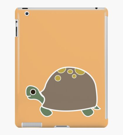 Tortoise (brown shell) iPad Case/Skin