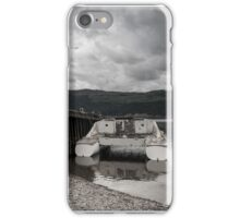 Boat Jacks.  iPhone Case/Skin