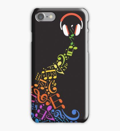 Follow the Music iPhone Case/Skin