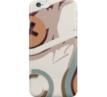 On The Plus Side iPhone Case/Skin
