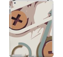 On The Plus Side iPad Case/Skin