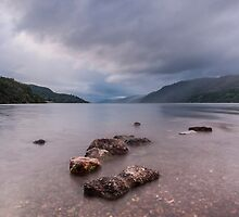 Loch Shore. by Mbland