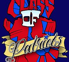 Class of 2015 Patriots by grrrapes13