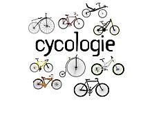 cycologie Photographic Print