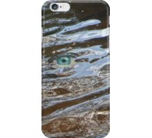 Eyes of the Storm iPhone Case/Skin