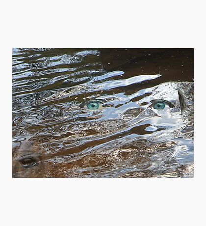 Eyes of the Storm Photographic Print