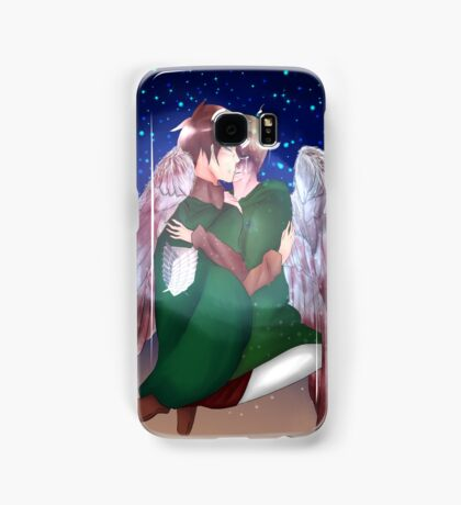 Snk, We'll be together again someday Samsung Galaxy Case/Skin