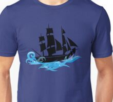 Sea Ship Unisex T-Shirt