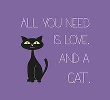 Cat Love by kmacneil91