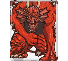 Red Dragon iPad Case/Skin