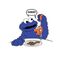 Cookie? Photographic Print