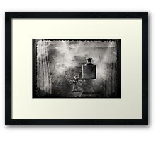 Rogue's Knowledge Framed Print