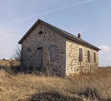 Empty Stone House by Timothy  Ruf
