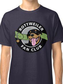 Rottweiler Fan Club Classic T-Shirt