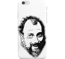 Duncan's Digressions Face iPhone Case/Skin