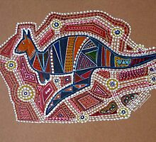 Aboriginal Art by Woodie